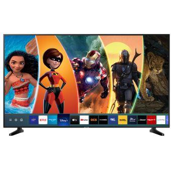 """Samsung UE55RU7025K - 55"""" Klasse 7 Series LED-tv - Smart TV - 4K UHD (2160p) 3840 x 2160 - HDR - UHD dimming - houtskoolzwart"""
