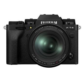 FUJI X-T4 + XF16-80 BLACK