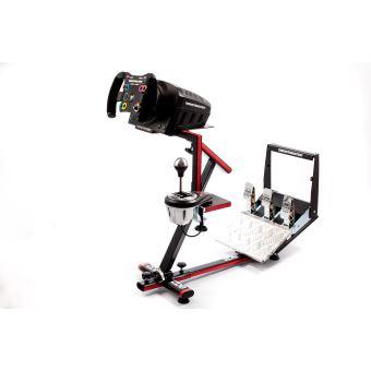 support 69db wheel stand evo pour volant p dalier et bo te de vitesse accessoire console de. Black Bedroom Furniture Sets. Home Design Ideas