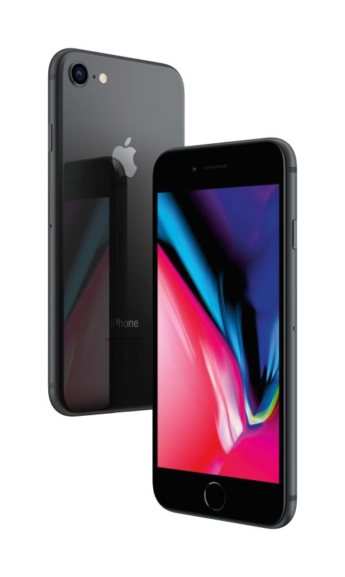 Apple iPhone 8 64 Go 4,7 Gris sidéral