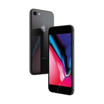 Apple iPhone 8 64 Go 4,7'' Gris sidéral