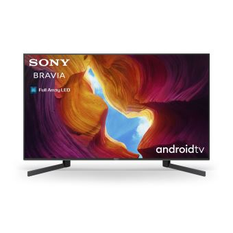 """TV Sony KD49XH9505BAEP 4K HDR Full LED Smart TV 49"""" Noir"""