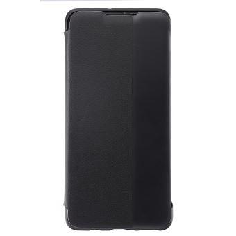 Huawei View - Flip cover voor mobiele telefoon - zwart - voor Huawei P30 lite