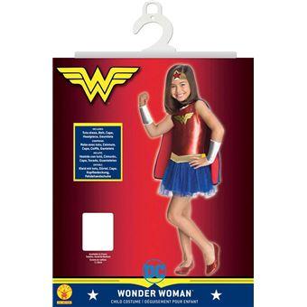 Déguisement Rubie's France Classique Luxe IMC Toys Wonder Woman Taille L