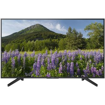 "TV Sony Bravia KD55XF7096BAEP UHD 4K Smart TV 55"""