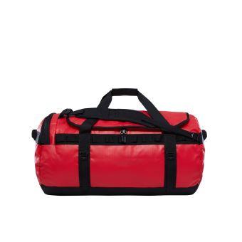 nouveaux styles ca398 41189 Sac de voyage The North Face Base camp duffel Rouge et Noir Taille L 95 L