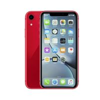 iPhone XR 64 Go Double SIM Rouge Grade A+ Reconditionné