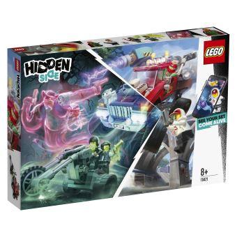 NOUVEAU /& NEUF dans sa boîte LEGO ® Hidden Side ™ 70429 El FUEGOS Cascadeur-Avion
