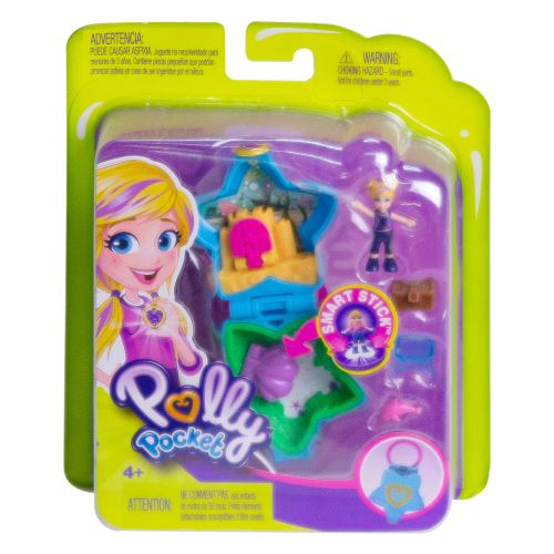Playset Polly Pocket L'aquarium de Polly