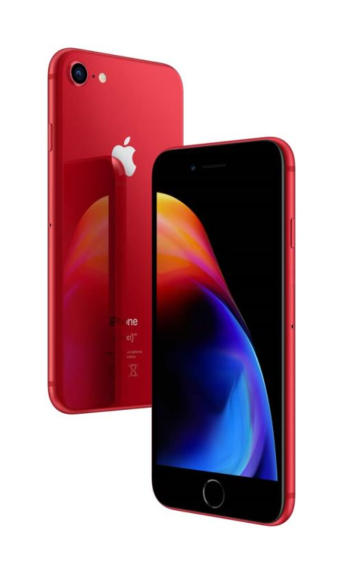Apple iPhone 8 64 Go 4.7'' Rouge