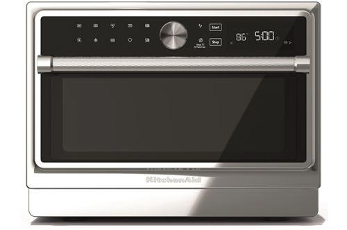 Micro ondes combiné KitchenAid KMQFX33910 1700 W Gris