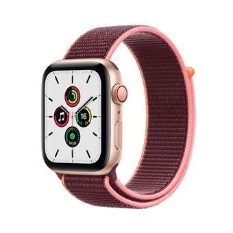 Photo de apple-watch-se-44mm-boitier-aluminium-or