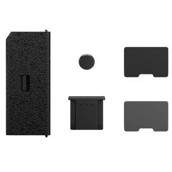Kit de bouchon et trappe Fujifilm CVR-XT4 Noir