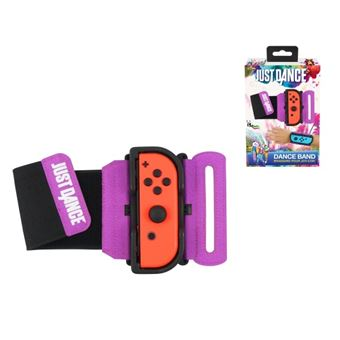 Brassard Subsonic Just Dance 2019 pour Manette Nintendo Switch JoyCon