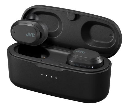 Ecouteurs sans fil JVC HA-A50T-B-U Bluetooth Noir