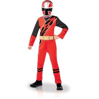 Déguisement classique Power Rangers Rouge Rubie's France Taille M