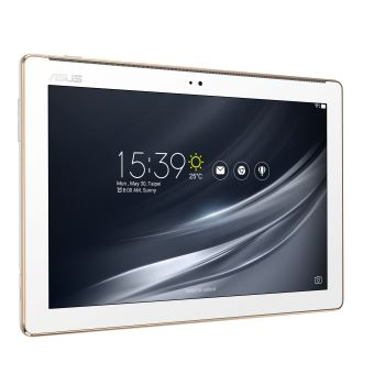 "Tablette Asus Z301M-1B009A 10.1"" 32 Go WiFi Blanc perle"