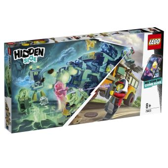 LEGO® Hidden Side 70423 Le bus scolaire paranormal