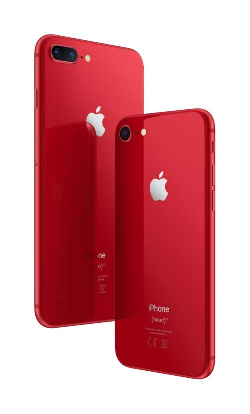 Apple iPhone 8 Plus 64 Go 5,5'' Rouge