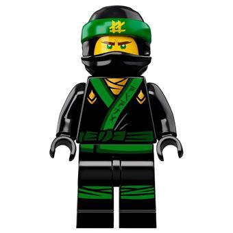 Lego The Ninjago Movie 70628 Spinjitzu Master Lloyd Garmadon