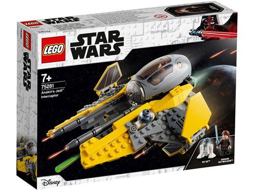 LEGO® Star Wars™ 75281 L'intercepteur Jedi™ d'Anakin