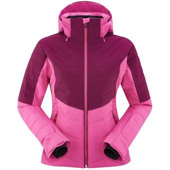 veste de ski femme rose eider