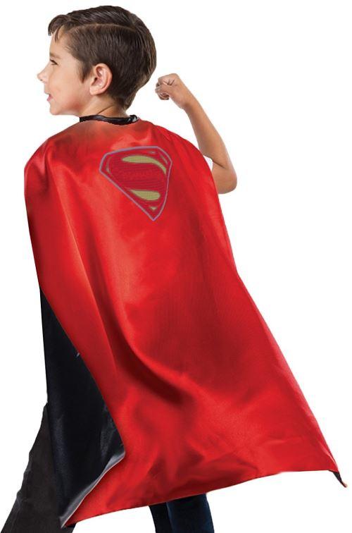 Rubies Réversible Super Hero Cape Superman et Batman Enfants Marvel
