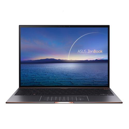"PC Ultra-Portable Asus UX393JA-HK004T 13,9"" Ecran tactile Intel Core i7 16 Go RAM 1 To SSD Noir"