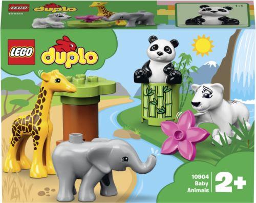 LEGO® DUPLO® Ma ville 10904 Les bébés animaux