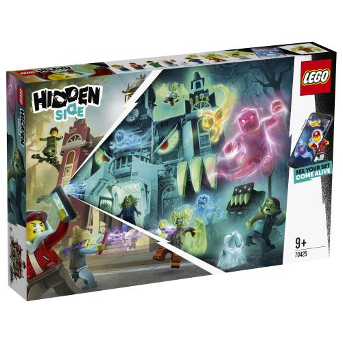 LEGO® Hidden Side 70425 L'école hantée de Newbury