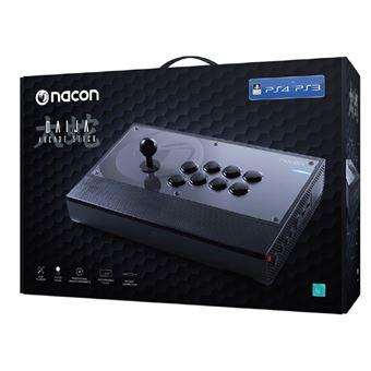Arcade Stick BigBen Nacon Daija avec licence officielle Sony pour PS3 et PS4