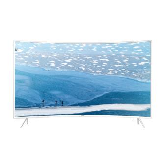 TV Samsung UE49KU6510 UHD 4K Incurvée Blanche