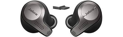 Écouteurs sans fil Bluetooth Jabra Evolve 65t Noir