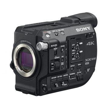 Caméscope Sony PXW-FS5 body WiFi et NFC Noir