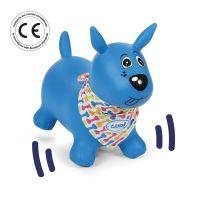 Mon chien sauteur Ludi Bleu
