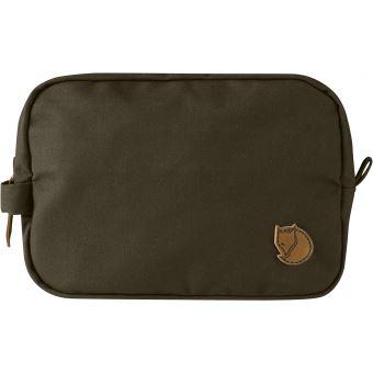 Trousse de toilette Fjällräven Gear Bag Dark Olive