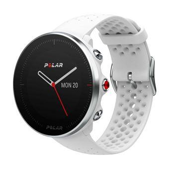 Montre GPS Multisports de Running Polar Vantage M Blanc Taille M/L avec Capteur de fréquence cardiaque