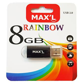 MAXELL MAX'L USB 2.0 8GB