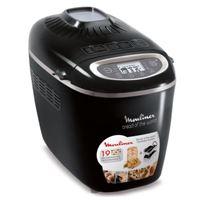 Machine à pain Moulinex Home Bread Baguette 1600 W Noir