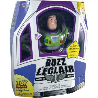 Buzz L/'Éclair Parlante Ranger de l/'Espace Taille Fidèle au Film Pour Enfant