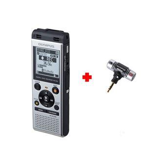 Dictaphone numérique Olympus WS-852 + Microphone