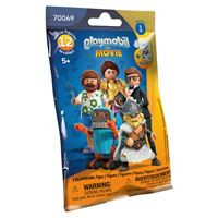PLAYMOBIL THE MOVIE 70069 FIGURES SÉRIE 1
