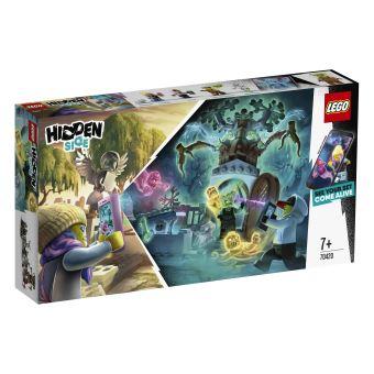 LEGO® Hidden Side 70420 Le cimetière mystérieux