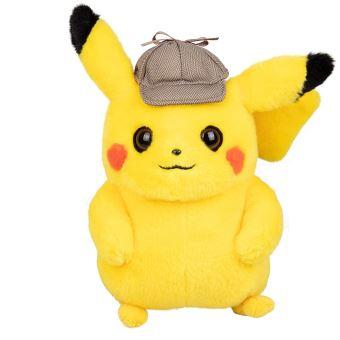 Peluche Pokémon Pikachu Détective WT97563 20 cm