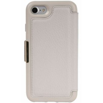 low cost 798d7 f0b8b Etui Folio OtterBox Strada Blanc pour iPhone 8 et iPhone 7