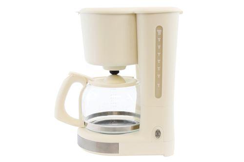 Cafetière filtre Proline Retroc 870 W Crème