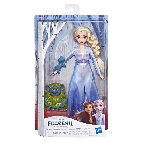 Coffret Disney Frozen La Reine des Neiges 2 Elsa et ses amis