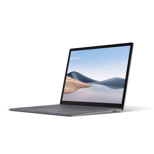 "PC Ultra-Portable Microsoft Surface Laptop 4 13,5"" Ecran tactile AMD Ryzen 5se 16 Go RAM 256 Go"