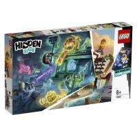 LEGO® Hidden Side 70422 Aanval op het garnalententje