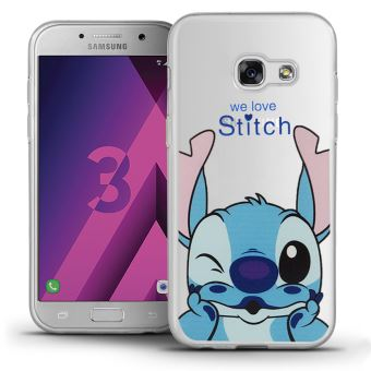 coque galaxy a3 2017 transparente